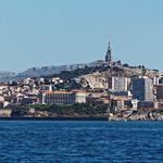 Marseille : Pharo & ND de la Garde