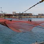 31-07-15 Visite au Calen de Port de Bouc - Remontée du calen