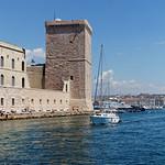Fort St Jean - Vieux Port