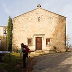 Forcalquier, Chapelle St Marc