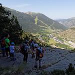 Montée Val d